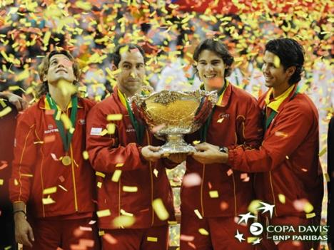 LetsBonus & Copa Davis: España vs Argentina