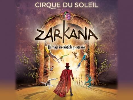 LetsBonus & Cirque du Soleil: Zarkana