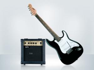 LetsBonus & Pack Guitarra Eléctrica