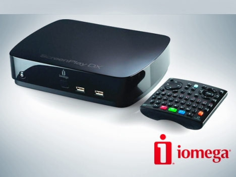 LetsBonus & disco duro multimedia WIFI con navegador IOMEGA Screen Play DX HD-1 TB