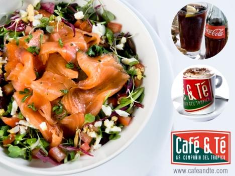 LetsBonus & Café&Té