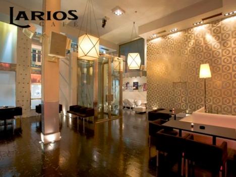 LetsBonus & Larios Café