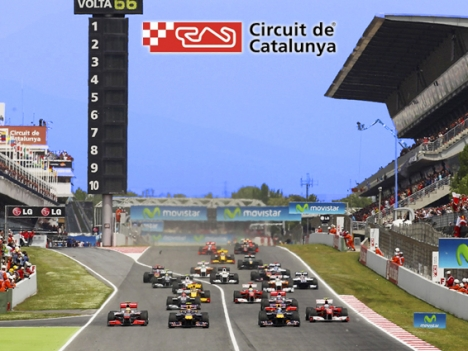 LetsBonus & Gran Premio de Formula Uno de España