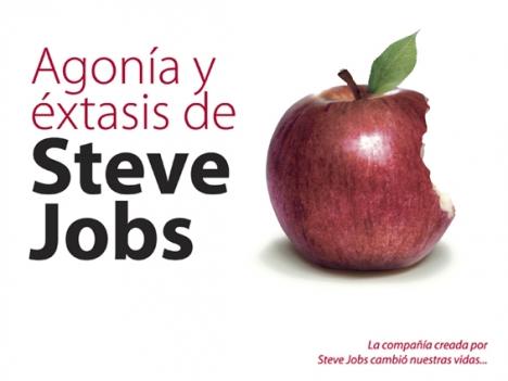 LetsBonus & Agonía y éxtasis de Steve Jobs